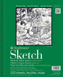 Strathmore Recycled Sketch Pads