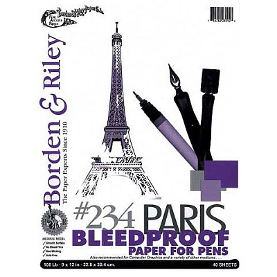 Paris Paperfor Pens