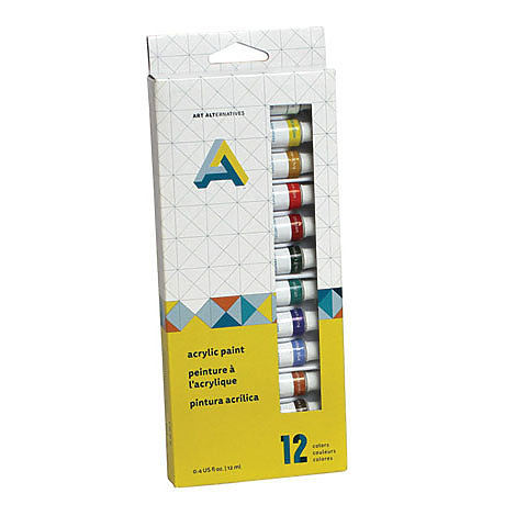 Art Alternative Acrylic Paint set