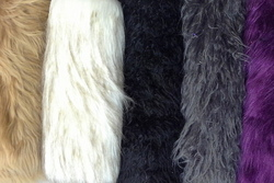 Fake Fur Remnants