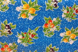 Summerfruit Oilcloth by the Roll (3 colors)