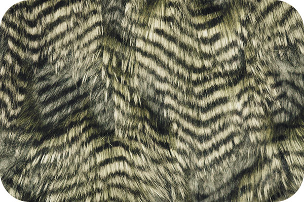 Zebra Feathers (2 colors)
